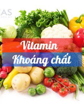 Vitamin & khoáng chất